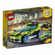 LEGO 31074 Creator Rocket Rally Car NEW