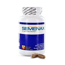 5 Months of Semenax 120 Pills, PLUS 1 bottle FREE, Authentic Volume UK Seller