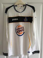 2010/2011 Getafe CF goalkeeper football shirt Joma large men's BNWT long sleeved