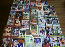 Vintage 3D All Star Baseball Card Lot (40) HOF players Holographic Cards