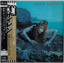 Roxy Music - Siren [Mini LP SHM SACD] UIGY-9669  Brand New