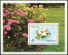 Grenada 1975 SG#MS686 Flowers MH M/S #D87760