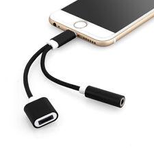 Adapter Kabel Lightning 3,5 mm AUX Kopfhörer Ladekabel für iPhone 8Plus 7 6 X