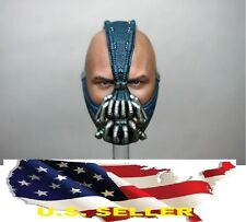Custom 1/6 Bane Head Sculpt Tom Hardy For Hot Toys Ganghood phicen ❶US Seller❶