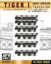 AFV 1/35 Tiger I Early Workable Track Link Conversion Kit AFV35094