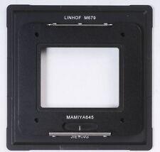 Top carte AFD Mamiya 645 Back To Linhof m679 F Phase One Sinar Digital Back