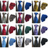 Men Classic Flowers Floral Wide Necktie Party Wedding High Grade Business Tie