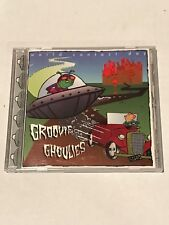 Groovie Ghoulies-World Contact Day-CD-Good Condition-Lookout Records-1996