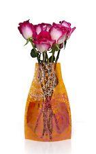 Reva Expanding Durable Vase Medallion Reusable Flower Vases Xmas Birthday Gift