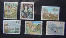 More details for monaco 1974 the impressionists set mnh