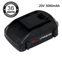 3000mAh Replace for Worx 20v lithium battery WA3525 WG151s WG155s WG251s WG255s
