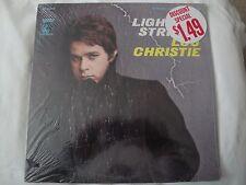 LOU CHRISTIE LIGHTNIN' STRIKES VINYL LP  1966 MGM RECORDS SE 4360, STEREO EX