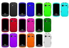 Solid Protector Faceplate Hard Cover Phone Case for LG Xpression 2 C410 Phone