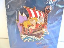 DISNEY JOURNEY THROUGH TIME PIN EVENT EXCLUSIVE 2003 ADVENTURE IN NORWAY SCROOGE