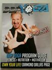 DDP Yoga Diamond Dallas Page Program Guide Fast shipping!