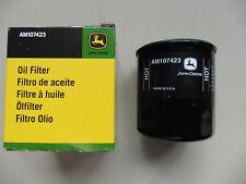 original John Deere Motor Ölfilter Filter Gator XUV HPX TS Turf Vehicle AM101001