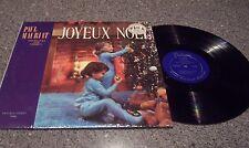 """Paul Mauriat """"Joyeux Noel"""" FANTASY LP #8389 w/Hype Sticker w/shrink"""