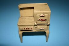 ANTIQUE CAST IRON TOY ARCADE HOTPOINT STOVE OVEN KITCEN DOLL FURNITURE
