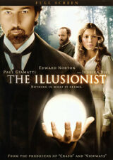 THE ILLUSIONIST (FULL SCREEN EDITION) NEW DVD
