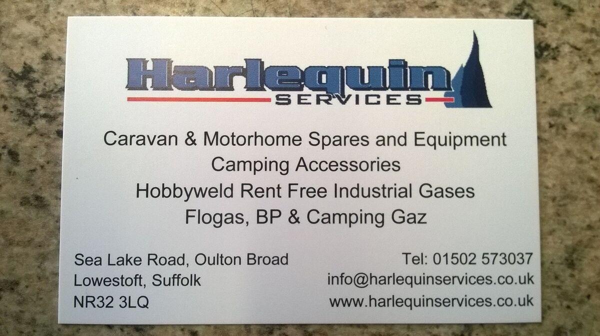 Harlequin Services UK Ltd