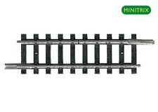 Minitrix 14982 Trenngleis gerade 50 mm +++ NEU