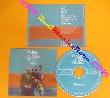 CD THE BOY WHO TRAPPED THE SUN Fireplace 2010 Europe  no lp mc dvd (CS11)