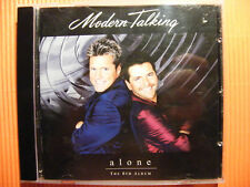CD Modern Talking / Alone – The 8th Album  - 1999 - 336115