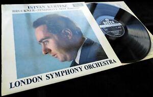 Bruckner: Symphony No. 4 - Kertesz / LSO **Decca SXL 6227 WBg ED1 LP**