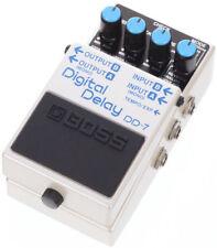 BOSS DD-7 DIGITAL DELAY NEW Guitar Effect Pedal w/ FREE PICK