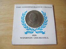 1965 Sir Winston Churchill Commemorative Crown, 1874-1965