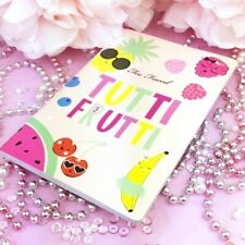 Two Faced Tutti Frutti Notebook Pad Make Up Accessories Cute Pineapple Berry
