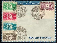 A   VOIR   LOT   0229      LOT  DE   1  PLI       ALGERIE     1943