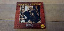 JIMMY PAGE  ROBERT PLANT   LIGHT MY FIRE  AMERICAN TOUR 1995