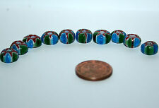 10 x Chevron Perle/Star beads