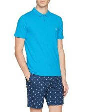 PENGUIN POLO SHIRT In BLUE. SIZE M. STYLE 'WINSTON' RRP £45. BNWT!