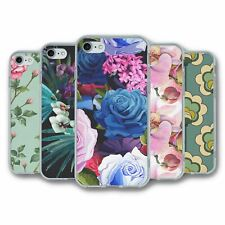 For iPhone 7 & 8 Silicone Case Cover Flower Collection 30