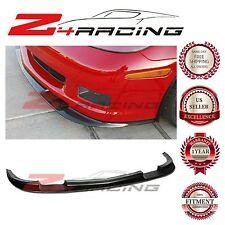 For 05-13 Chevrolet Corvette C6 Z06 ZR1 Style ABS Front Lip Kit Splitter Bumper