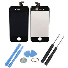 LCD Display Touch Screen Digitizer for Verizon iPhone 4 4th Gen A1349-CDMA Black