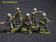 Painted Plastic 2-5 Airfix Toy Soldiers