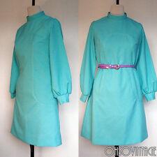 1960s Vintage Dresses Crepe
