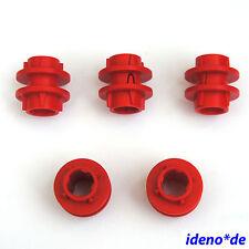 LEGO Technic Technik 5 Stk. Kupplungs Ring rot 6539 8110 9397 8043 4278957 Neu