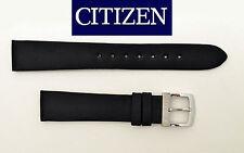 Citizen Eco-Drive Original Watch Band STRAP EW9030-06D 16mm Lady's Satin leat