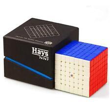 YuXin Hays 7x7x7 Stickerless Speed Cube Magic Cube Ship from USA