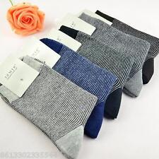 4 Pairs lots Men Warm Winter cotton Socks Christmas GIFT sale
