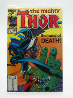 The Mighty Thor #343 1984 Marvel FN/VF Free Shipping