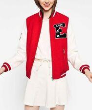 Zara Bomber Plus Size Coats & Jackets for Women