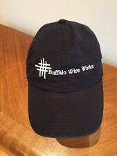 Buffalo Wire Works New Era Cap Hat Adjustable