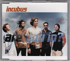 Incubus - Are You In - CD (Epic Immortal 672832 2 5 x Track Australia)