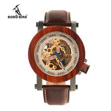 BOBO BIRD K12 Automatic Mechanical Watch Classic Style Luxury Men Analog Wristwa