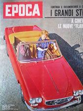 EPOCA n°598 1962 Questra strana Monica Vitti - Minacce a Ferrari  [C82]